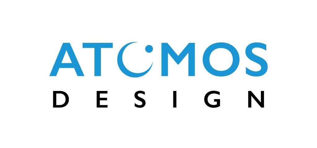 ATOMOS DESIGNロゴ